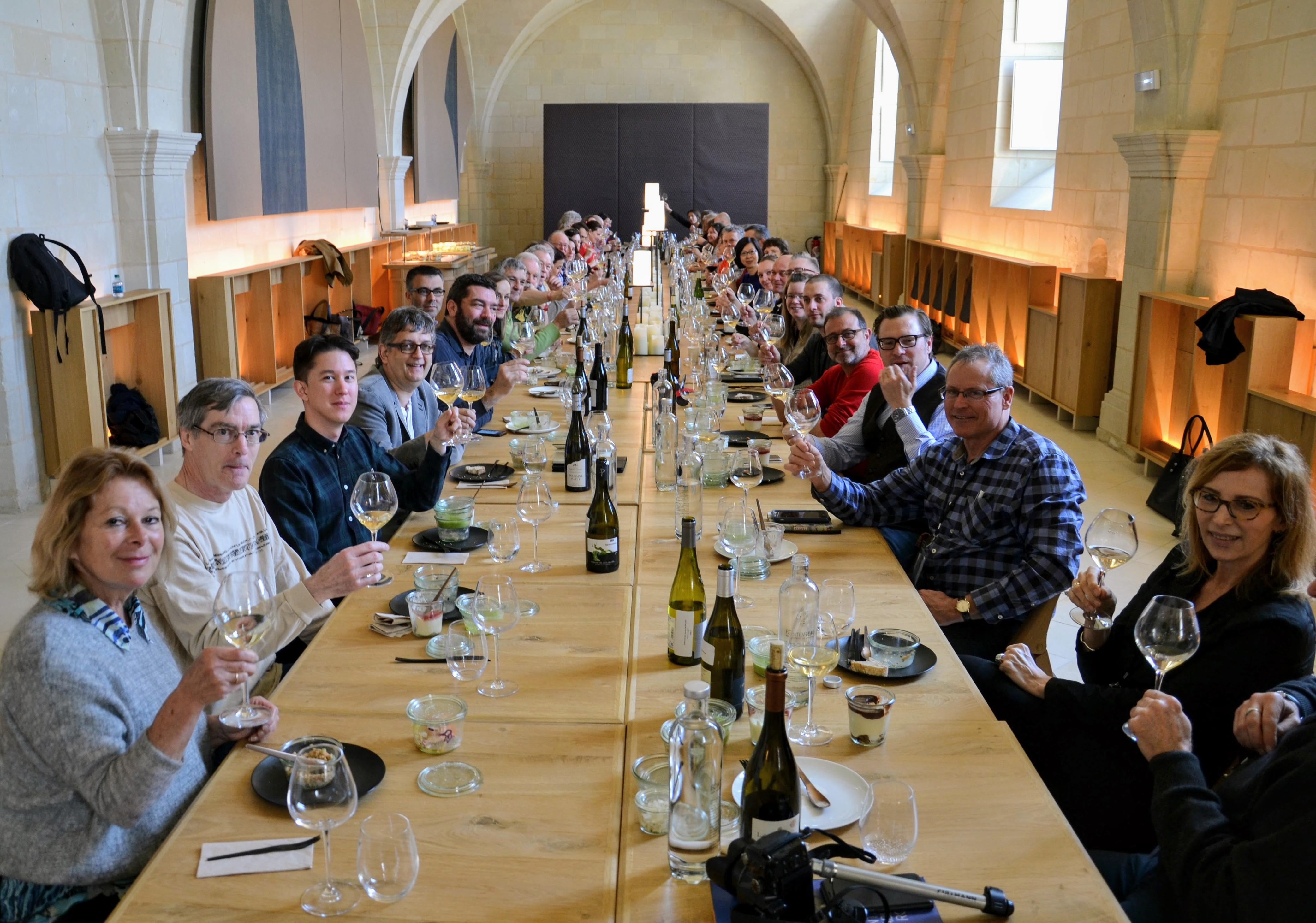 60 Journalistes à Loire Millésime