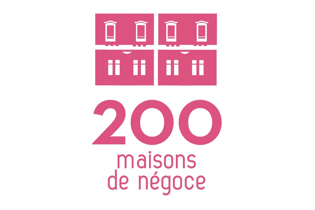 Infographie recensant le nombre de maisons de négoce