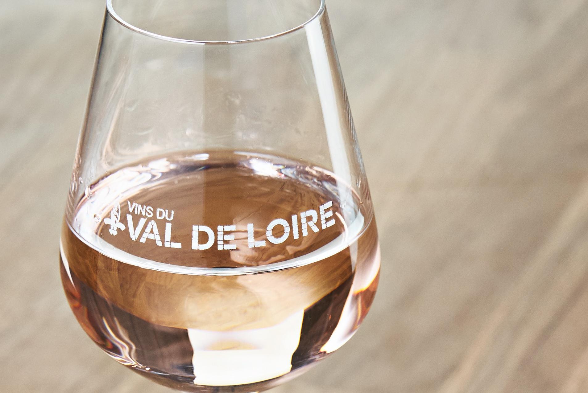 Vins rosés du Val de Loire